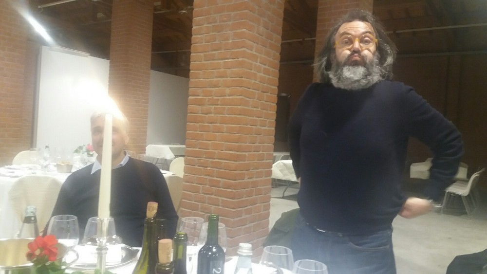 Marco Casolanetti, Oasi degli Angeli