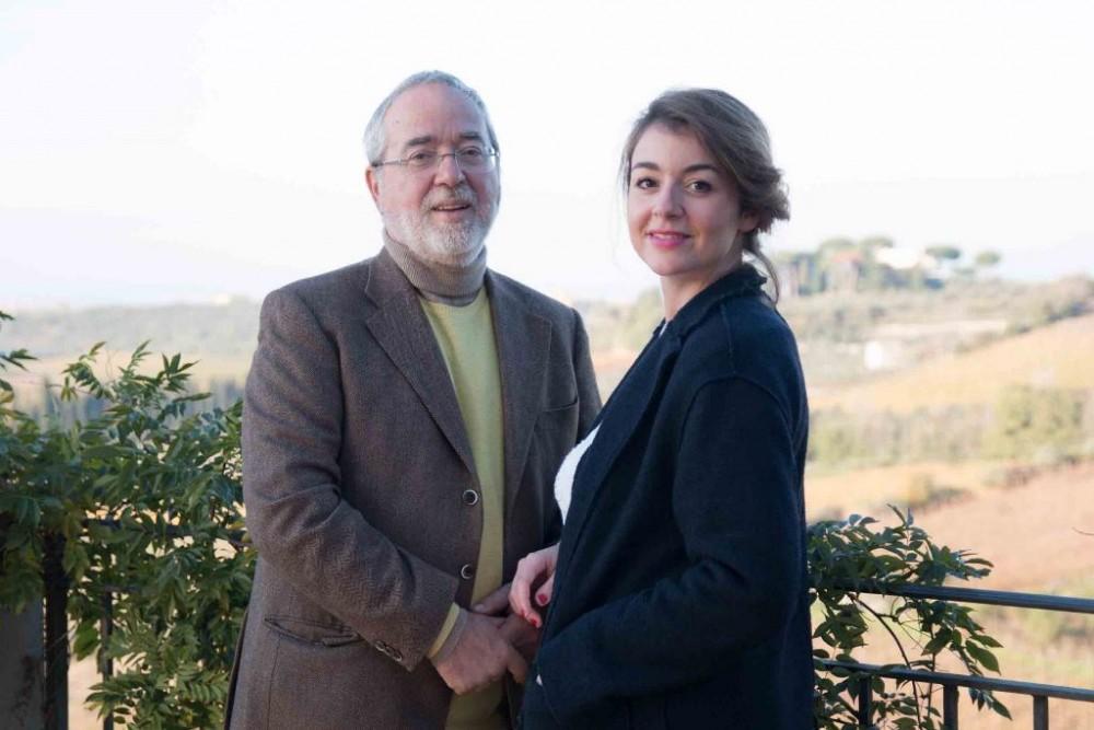Merumalia, Giulia e Luigi Fusco