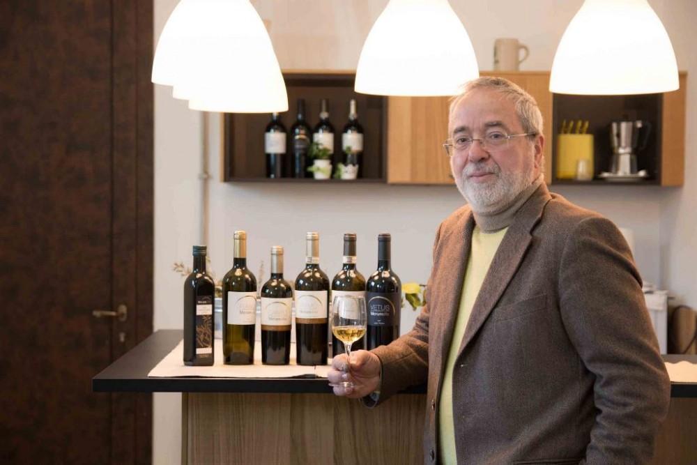 Merumalia, Luigi Fusco