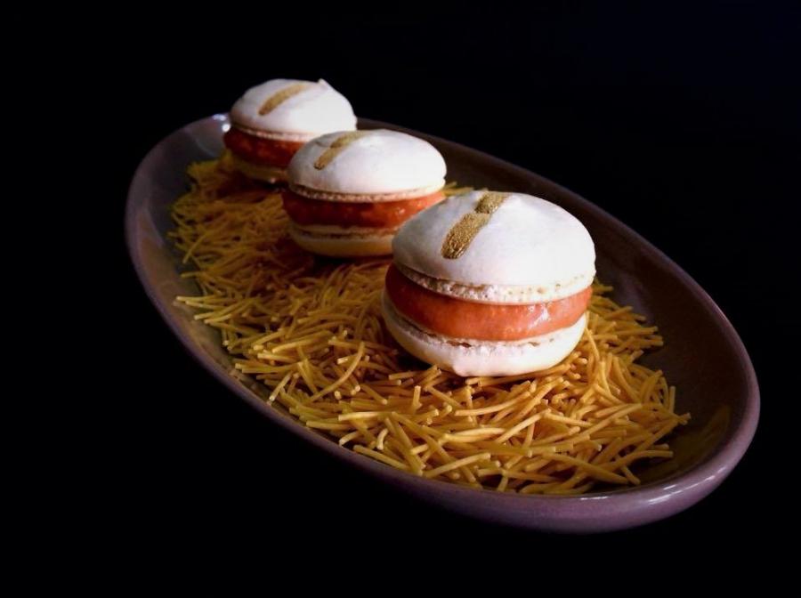 Non sono Macaron ma pasta al Pomodoro