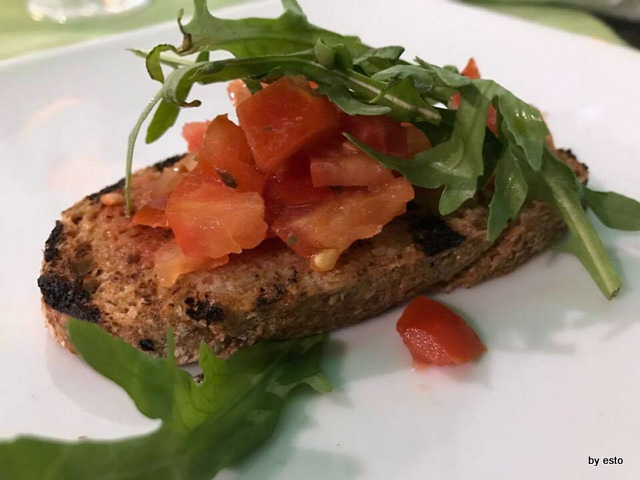 Piperita La bruschetta