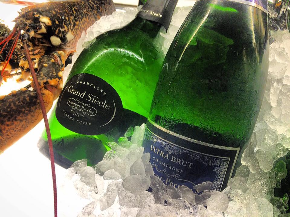 Sancta Sanctorum -  Gli Champagne Laurent Perrier In Abbinamento