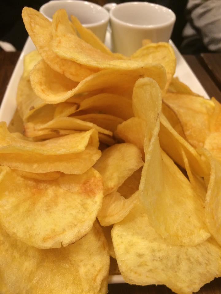 Sbanco, chips
