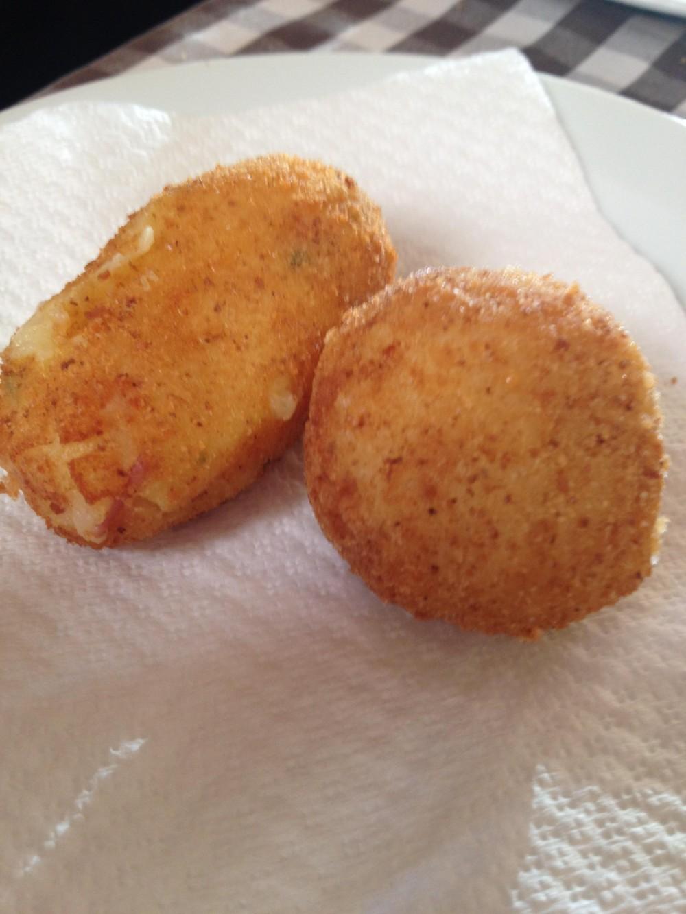 Trattoria Eughenes, fritti