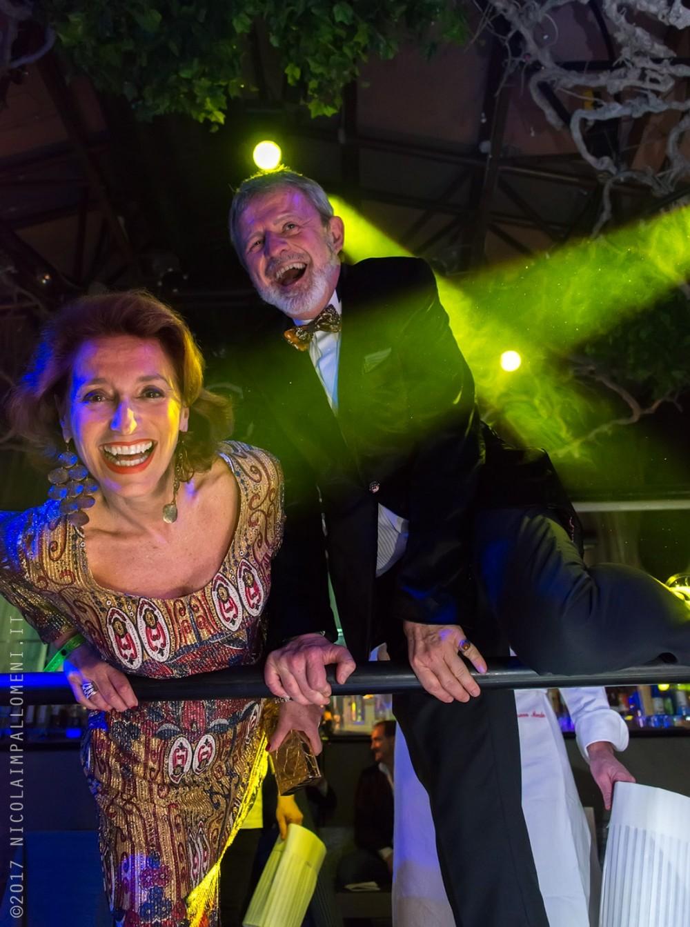 Annamaria Tossani e Alberto Lupini