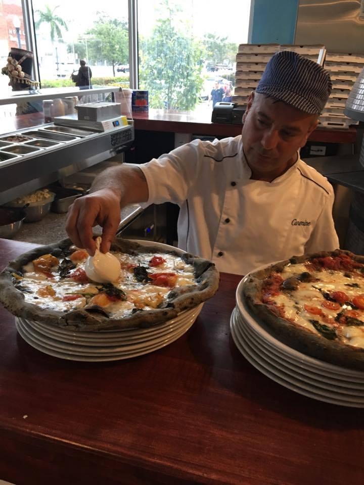 'O Munaciello - Carmine e le sue pizze