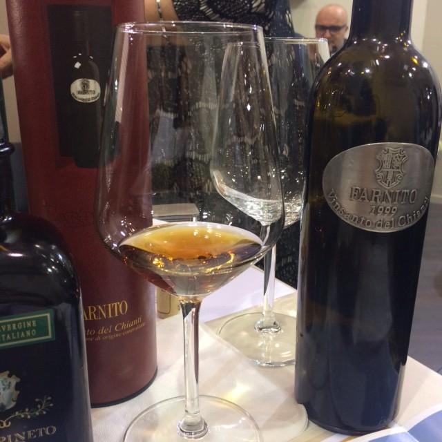 Fornito Vin Santo del Chianti DOC 1999