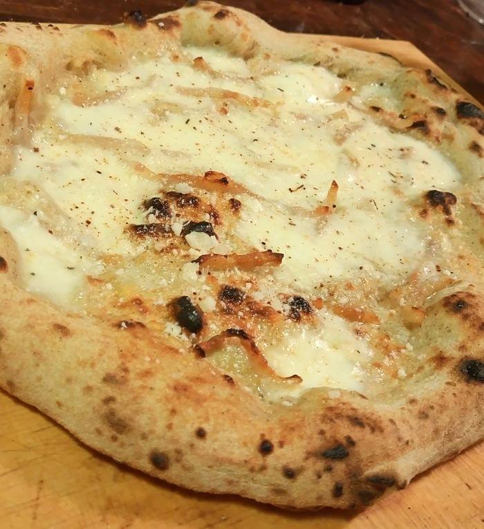 Gricia, pizze vaganti Roma