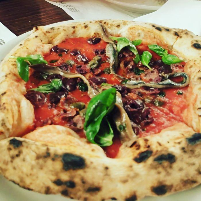 Masanielli Martucci Firenze, pizza