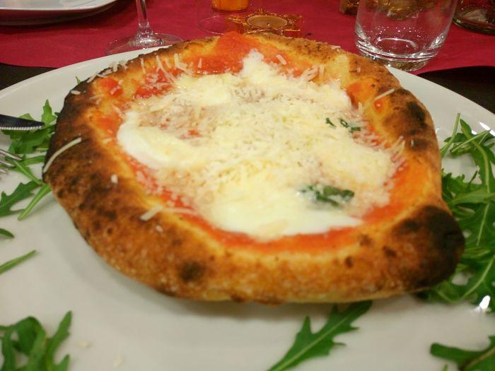 Montanara fritta, forno Agliara Prato