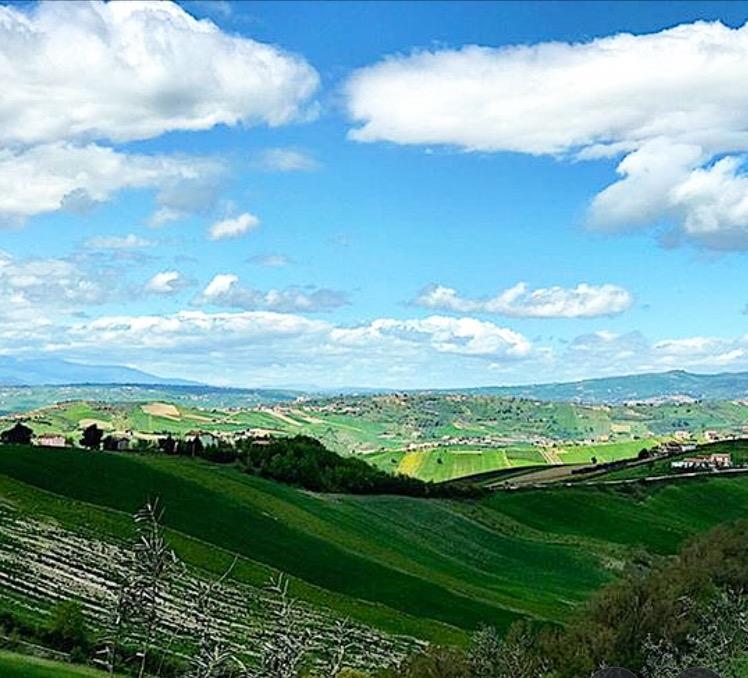 Ristorante Maeba, panorama