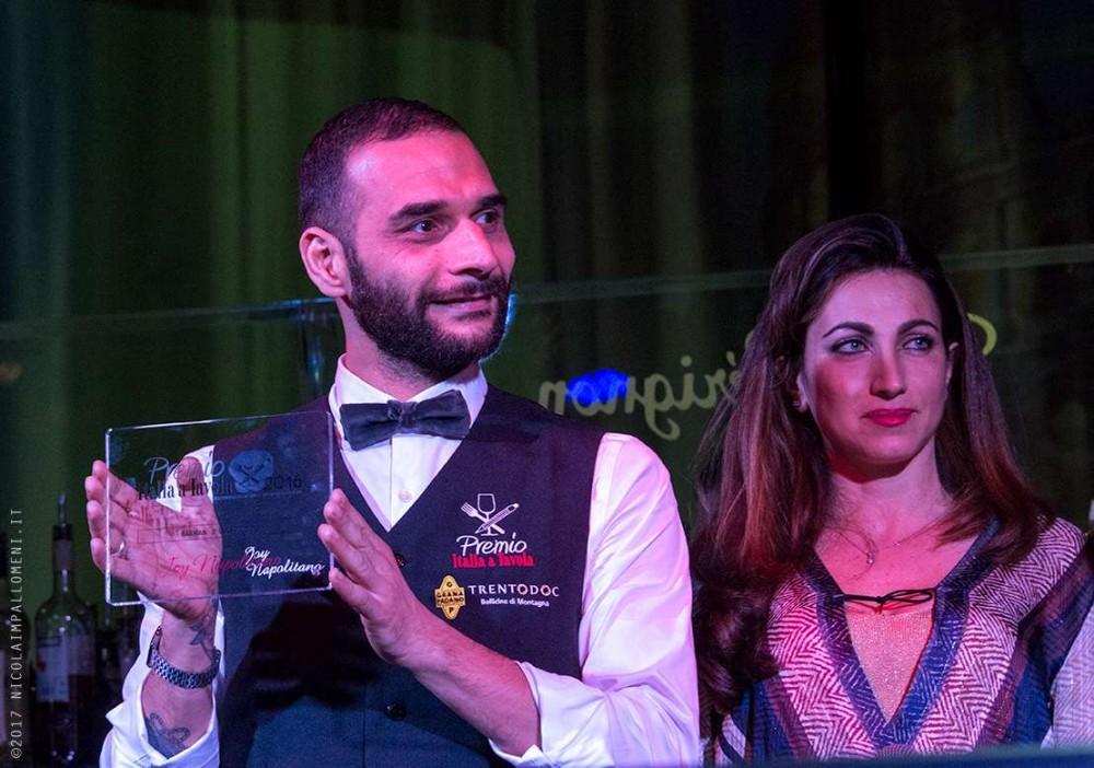 Premiazione Palco