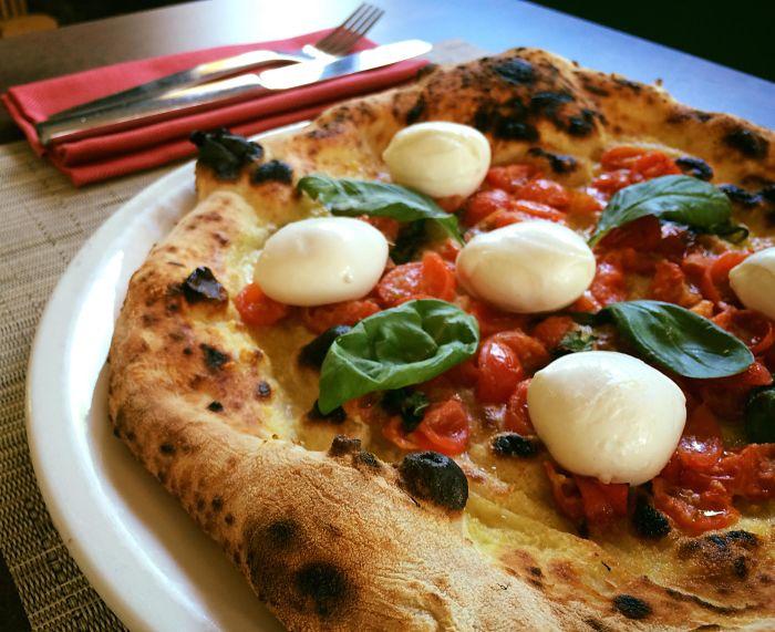 Starita Buoneria Firenze, pizza foto da FB