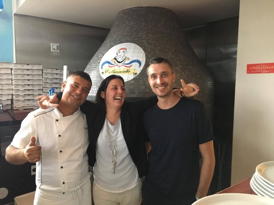 'O Munaciello - Valentina, Leonardo e Carmine