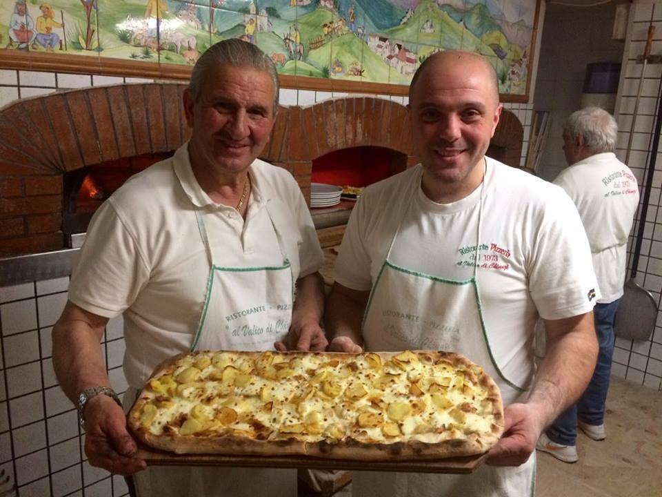 Le vie della pizza di Tramonti - Il Valico di Chiunzi