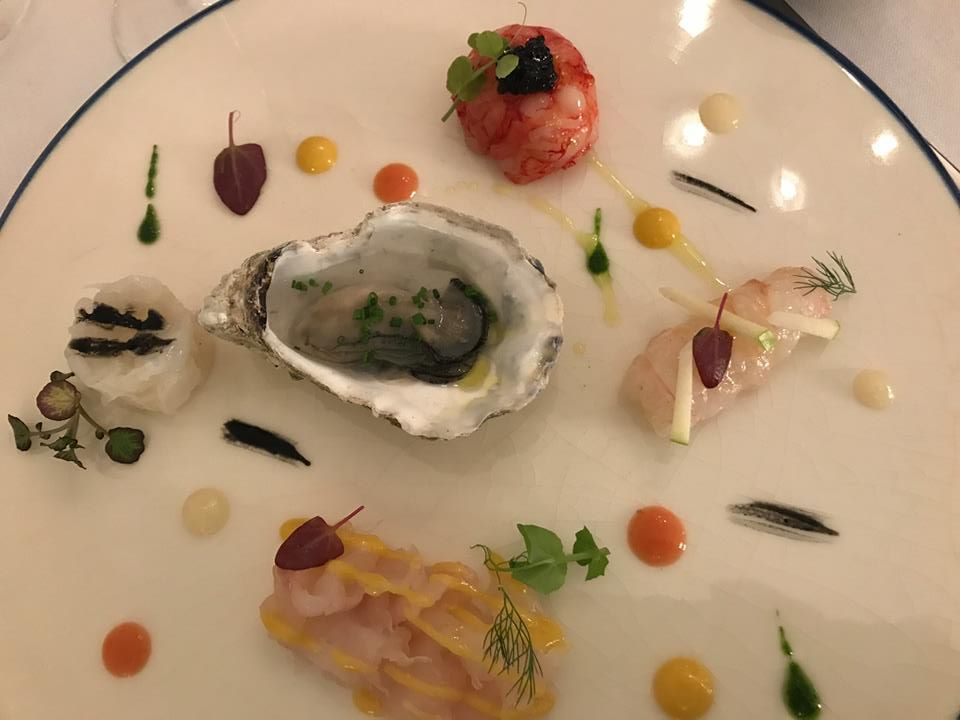 Jose' restaurant - Il crudo