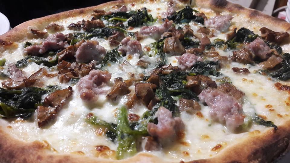 Le vie della pizza di Tramonti - Le Querce