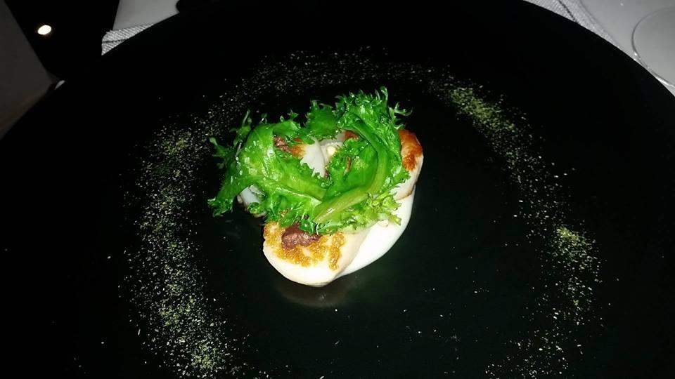 Masseria Guida - Capesante scottate