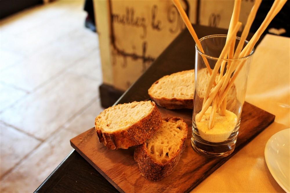 Locanda Mammi' –  pane e grissini della locanda