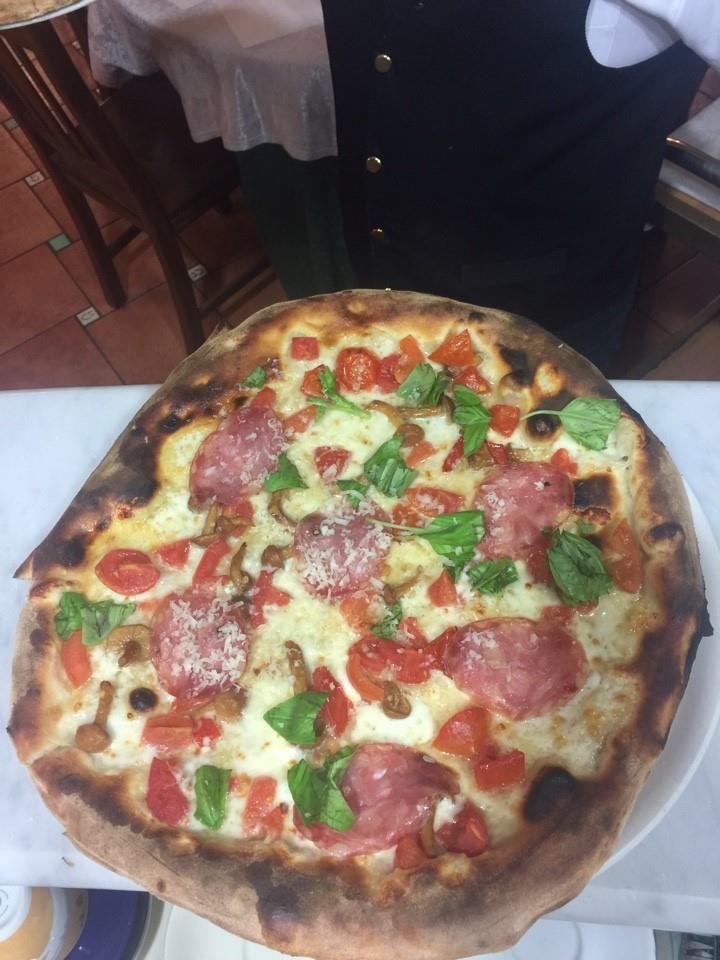 Le vie della pizza di Tramonti - Il Castagneto