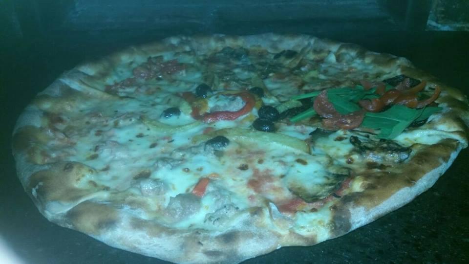Le vie della pizza di Tramonti - Francese - Il Raduno