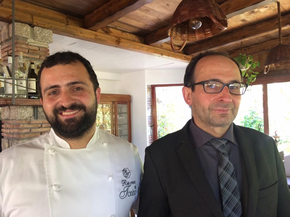 Salvatore e Gennaro Aprea, i figli di Tonino