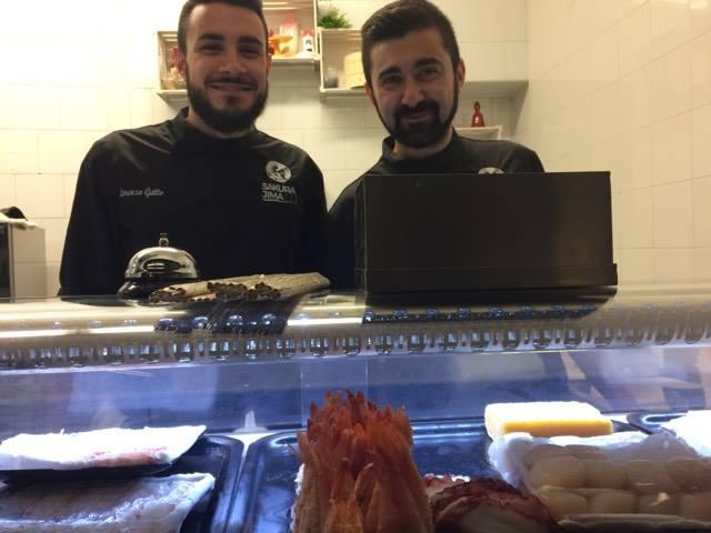 Stefano Esposito e Lorenzo Gatto