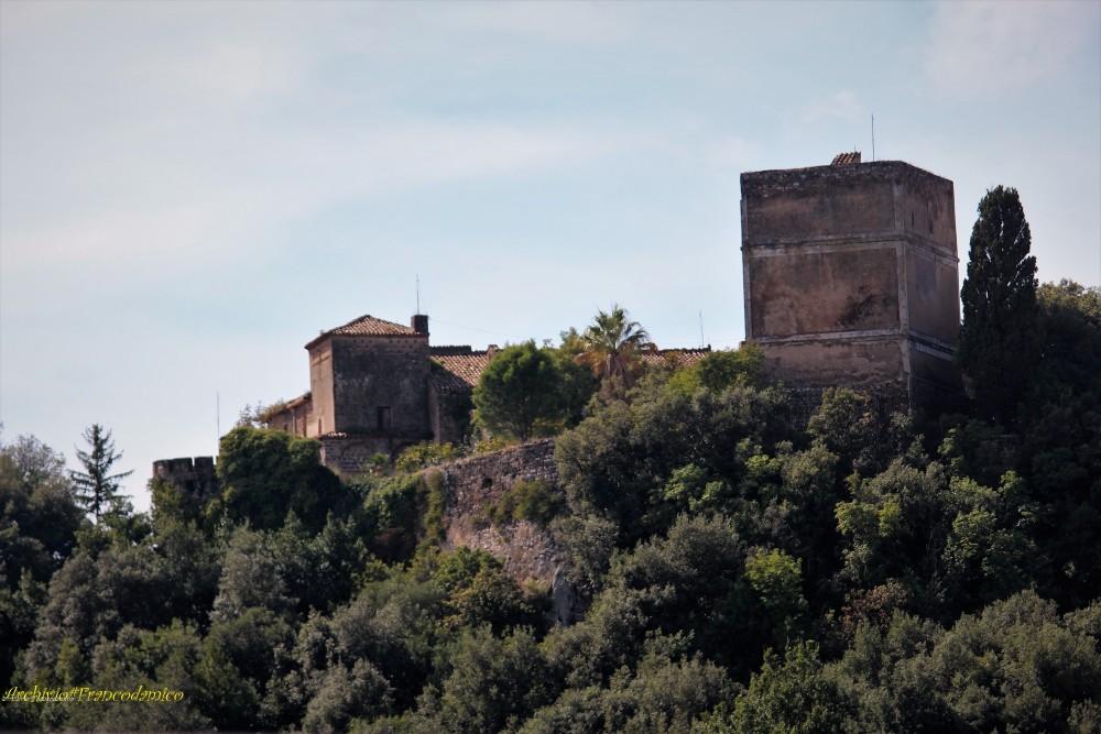 PAM 1870 il Castello di Caiazzo
