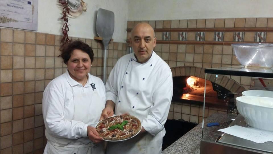 Le vie della pizza di Tramonti - Vaccaro