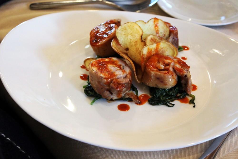 Locanda Mammi' - pollo peperoni e patate