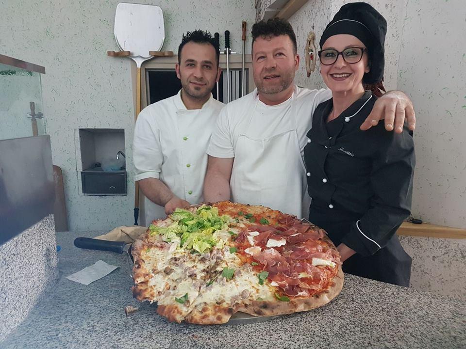 Le vie della pizza di Tramonti - Montagne Verdi