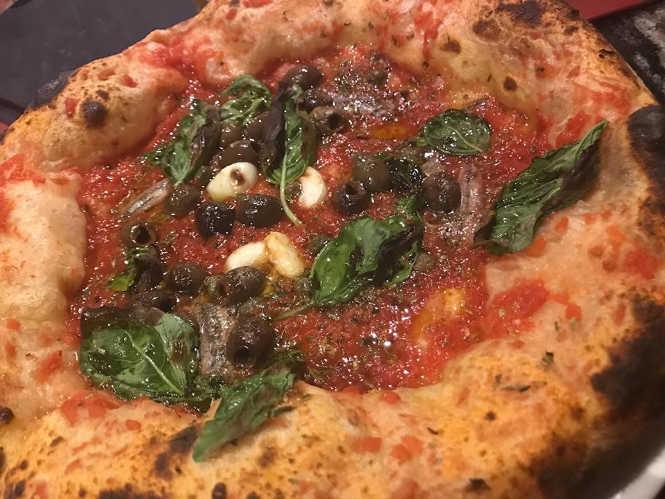 Zia Ernestina Pizzeria Gourmet, Nola. Marinara