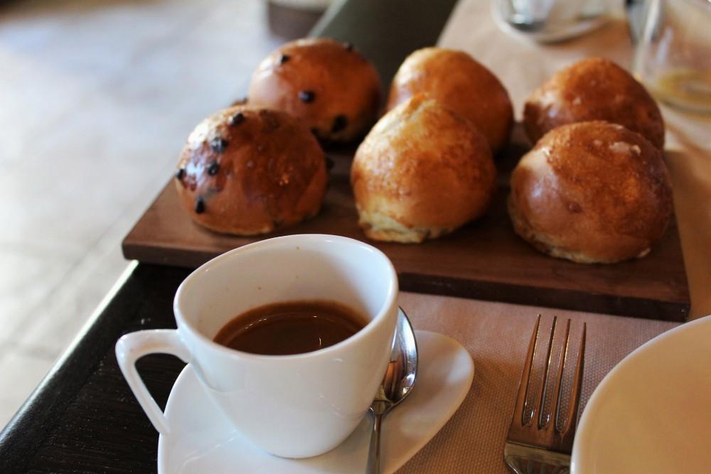 Locanda Mammi' - La colazione al mattino