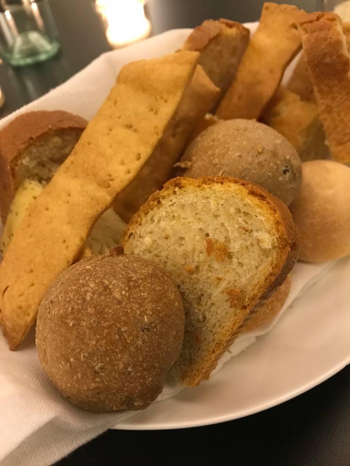 Casamatta del Vinilia Wine Resort - il pane
