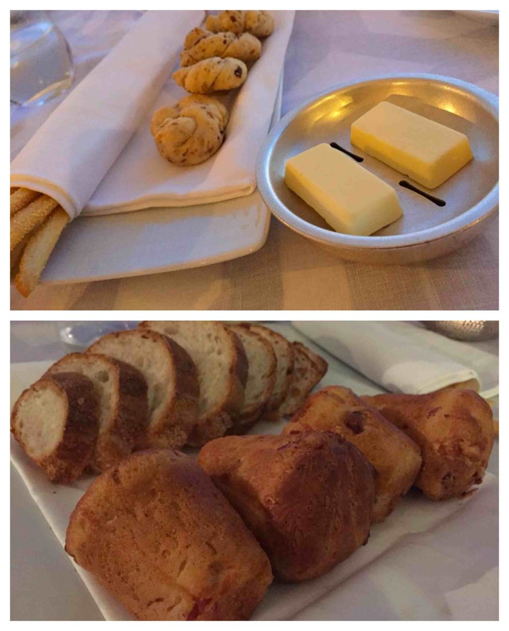 Relais Blu, pane e burro