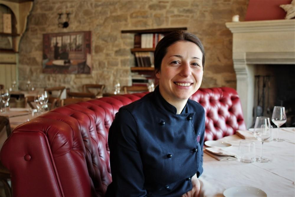 Locanda Mammi' la chef Stefania Di Pasquo