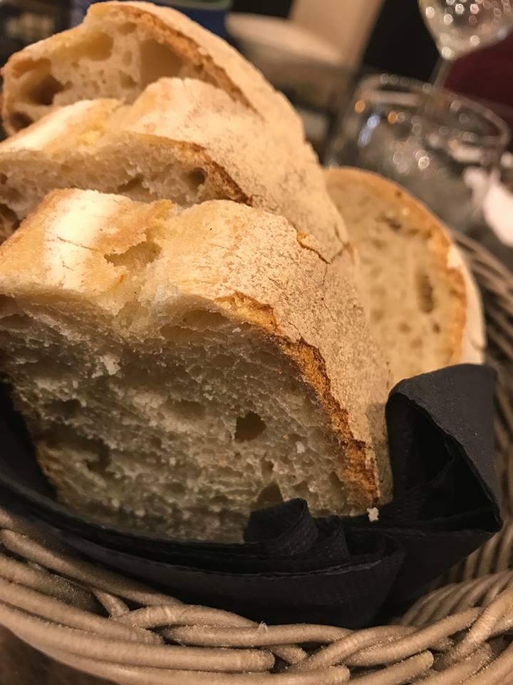 La Cantina di Triunfo, il pane