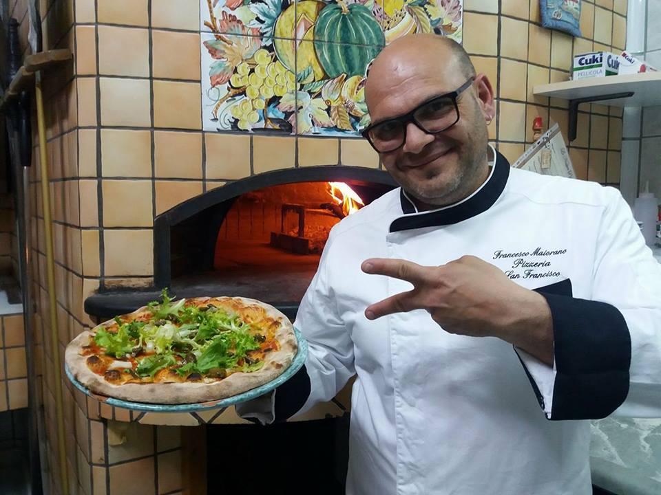 Le vie della pizza di Tramonti -  San Francisco