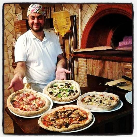 Le vie della pizza di Tramonti - Il Frescale