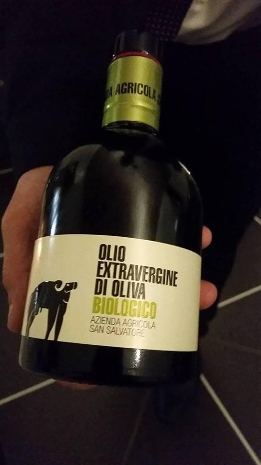 Masseria Guida - L'olio evo di San Salvatore