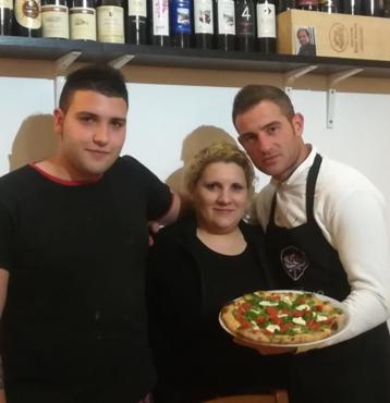 Le vie della pizza di Tramonti - Agriturismo da Regina