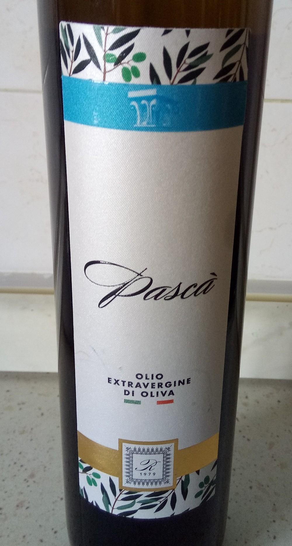 Azienda Maria Manuela Russo Bottiglia olio evo 2016