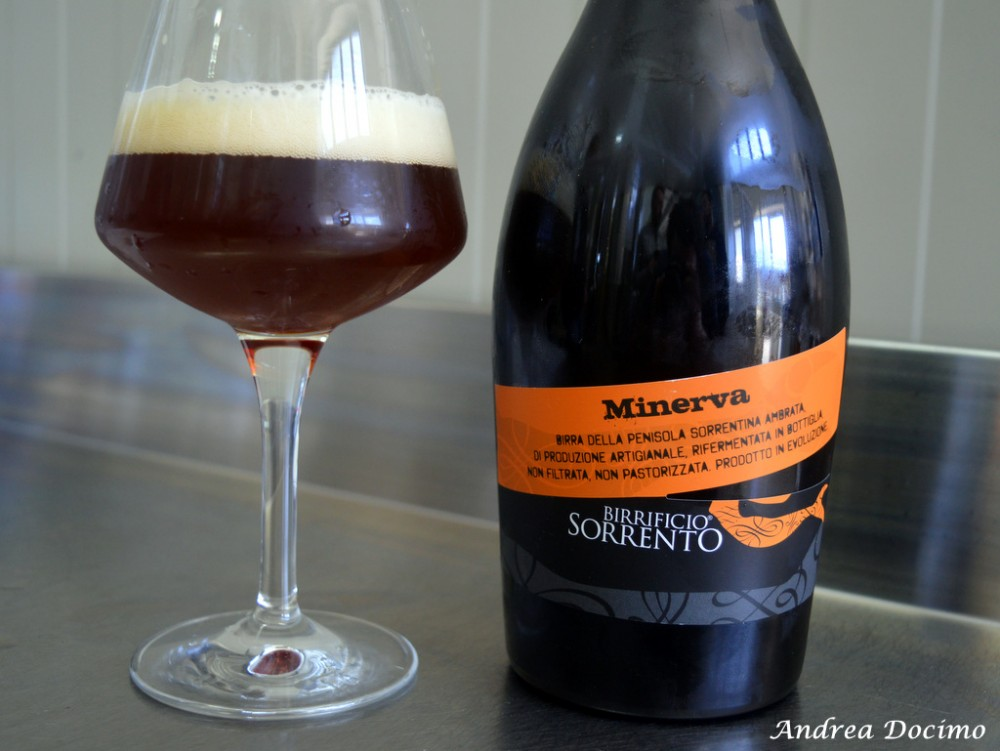 Birrificio Sorrento. La Minerva