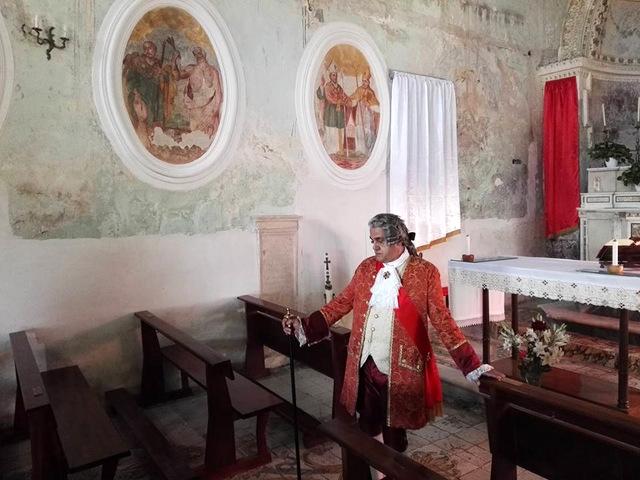 Borgo di Piedimonte di Casola Caserta Chiesa di san Rufo