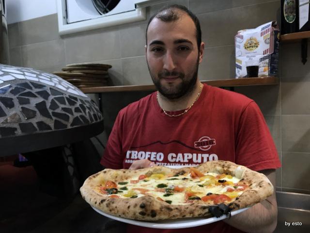 Bruner Alessandro Bruner la pizza Tramonto