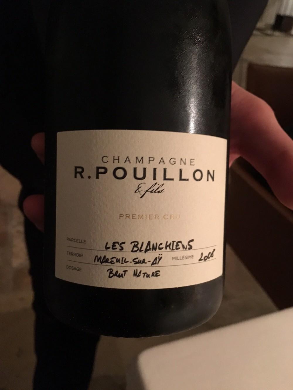 Champagne R. Pouillon e fils