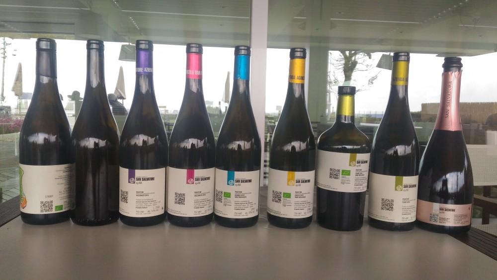 Controetichette vini di San Salvatore