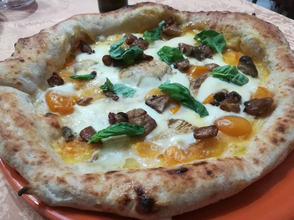 Di Stora - La Pizza