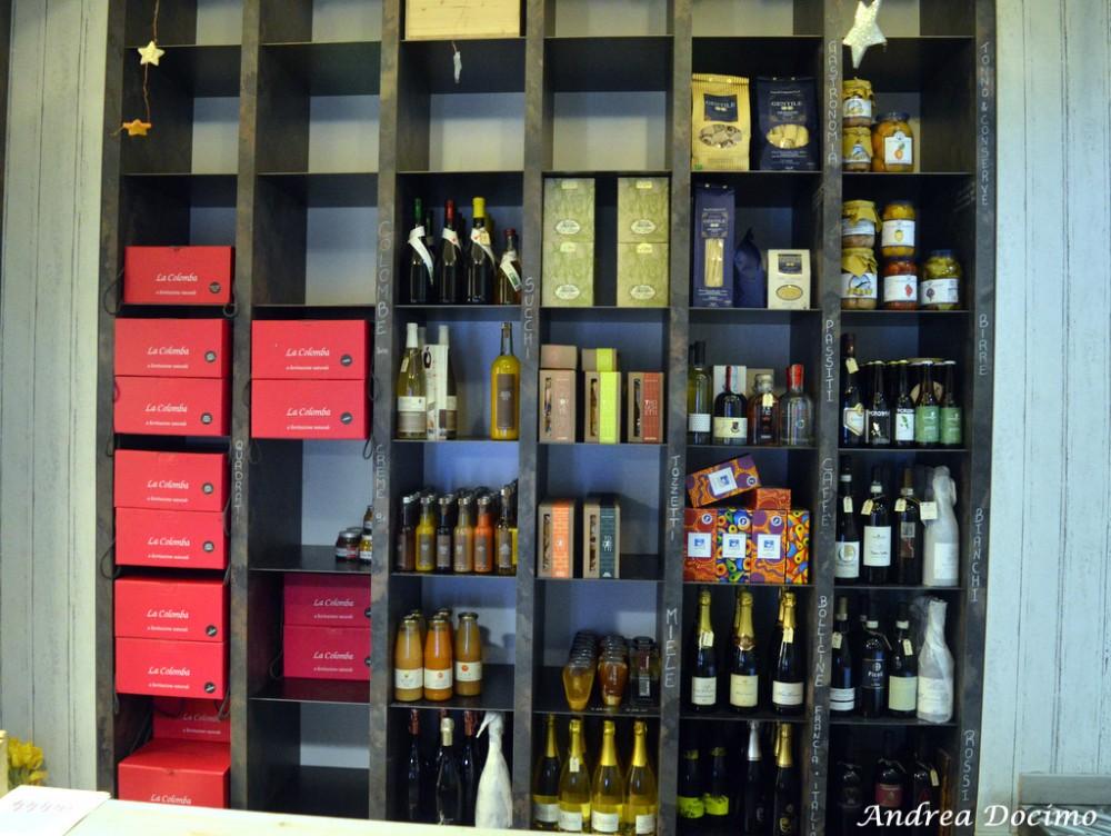 Dolciarte di Carmen Vecchione ad Avellino. Succhi, nettari, colombe,  vini, birre ed altri prodotti da dispensa