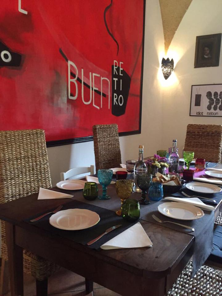 Don Titino, la tavola